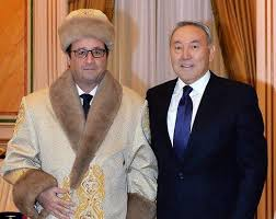 Hollande Père Noël {JPEG}
