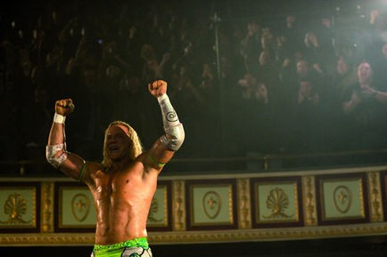 « The Wrestler » : un film cash sur le catch