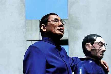 Glory to Takeshi Kitano !