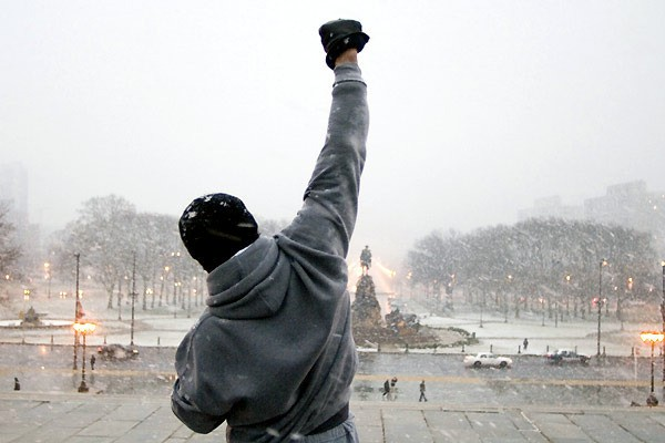 « Rocky Balboa » en DVD : « Sly, staying alive ! »