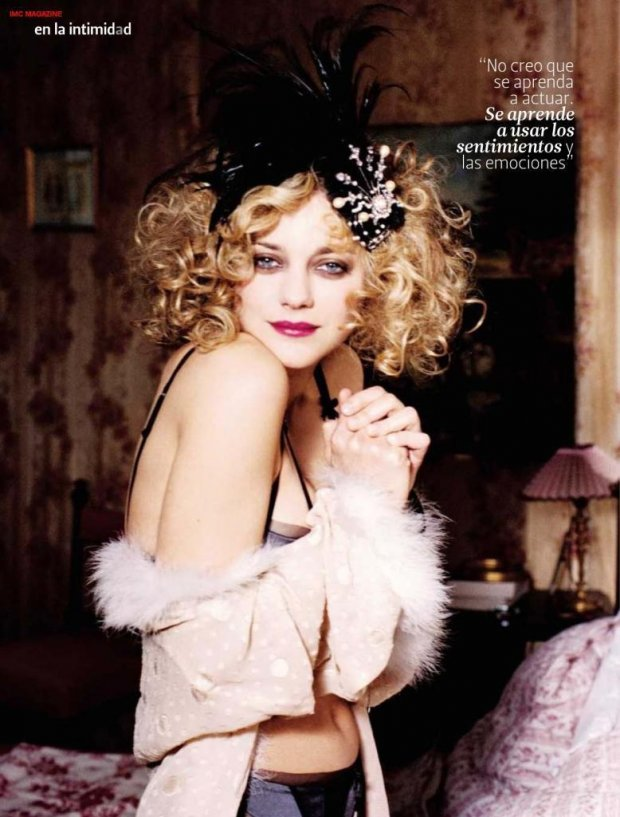 PHOTOS : Marion Cotillard en blonde ultra sexy !
