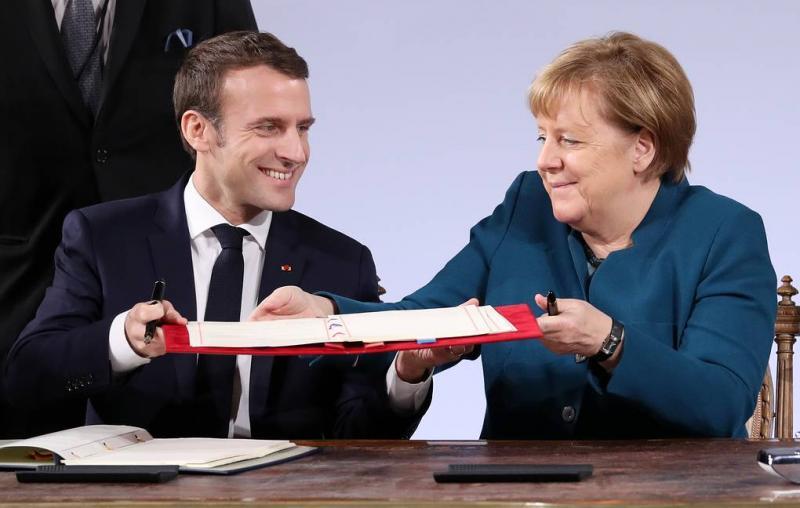 « Une soumission française à Berlin »