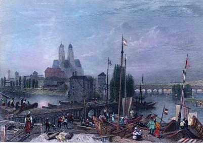 Les péages sur la Loire