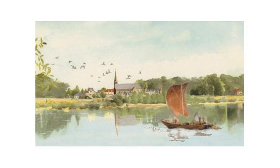 La communauté des marchands fréquentant la rivière de Loire et fleuves descendant en icelle : 4