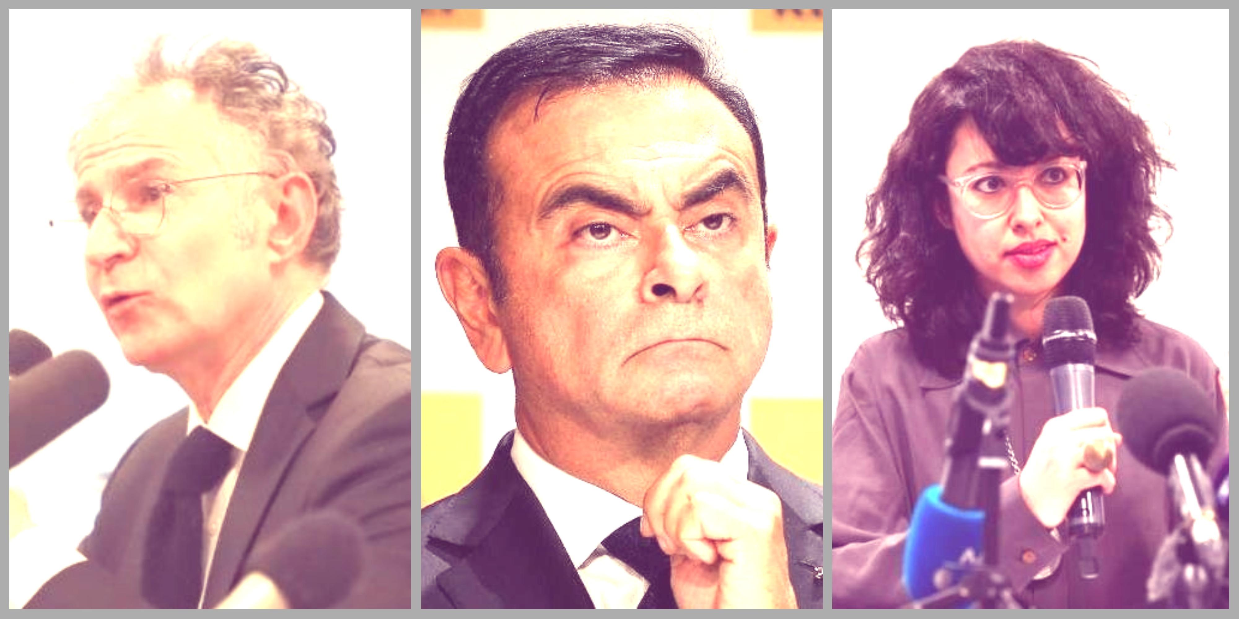 Affaire Carlos Ghosn : Les avocats de l'ex PDG du groupe Renault-Nissan déposent une plainte auprès de l'ONU