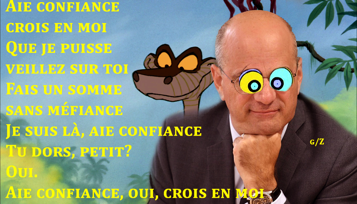Education Nationale : Le Kaa Blanquer