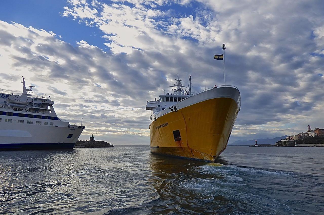 Corsica ferries a gagn et apr s agoravox le m dia citoyen - Nice bastia bateau ...