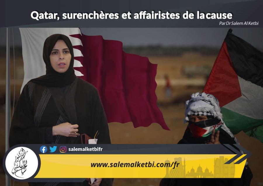 Qatar, surenchères et affairistes de la/cause