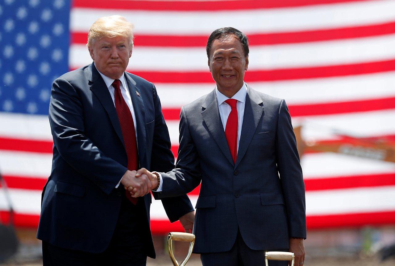 Foxconn et la guerre commerciale entre les Etats Unis et la République Populaire de Chine