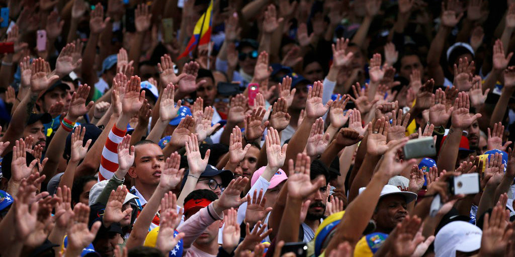 Le peuple vénézuélien estcelui qui est d'accord avec Donald Trump, par Alan MacLeod (Fair)
