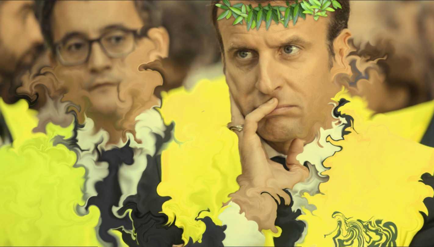 Macron, sous-marin jaune sociologique