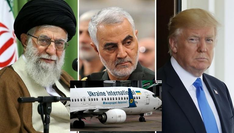 Avion ukrainien abattu : l'Iran victime d'une attaque électronique ?