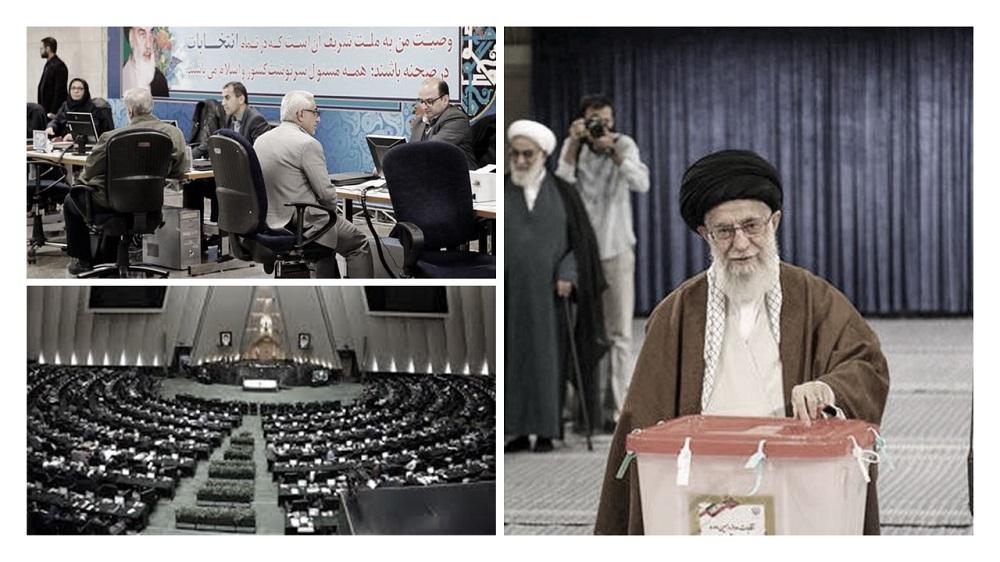 Les « élections » législatives en Iran : « Je vote le changement de régime »
