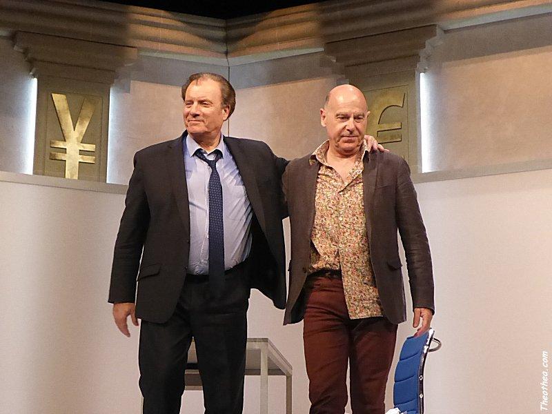 « Le Crédit » Daniel Russo & Didier Bénureau en contresignent la duplicité
