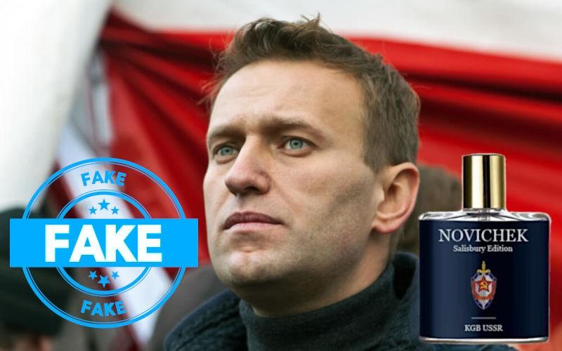 L'affaire de « l'empoisonnement » de Navalny au Novitchok tourne à la farce absurde