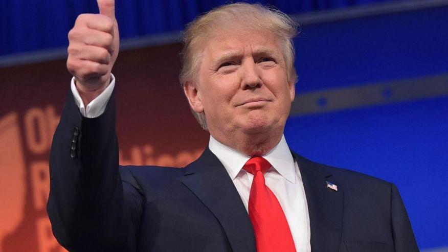 Le monde selon Trump... un portrait terrifiant du président américain...