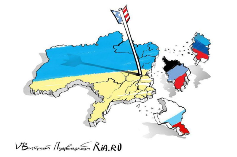 Demande de dissolution de la RPD et de la RPL - Kiev veut un scénario chypriote