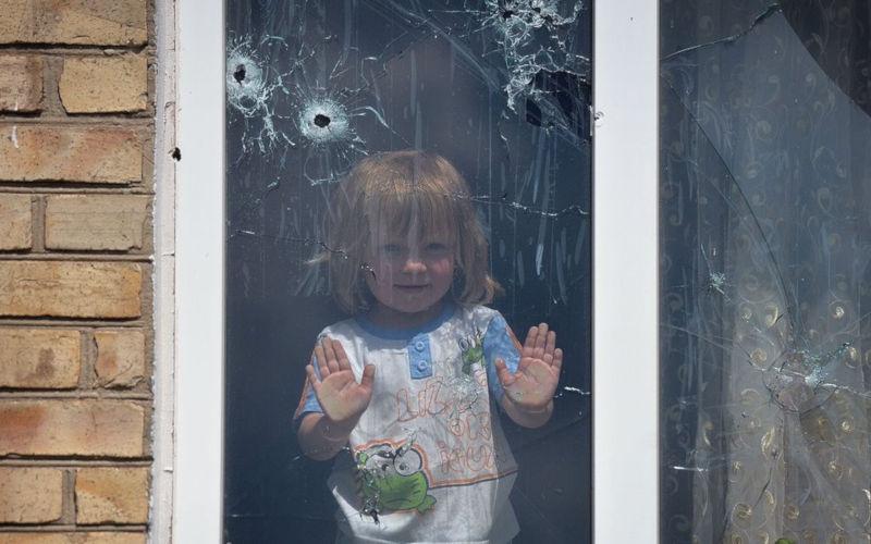 Faina Savenkova - De la victoire du rire des enfants sur la guerre
