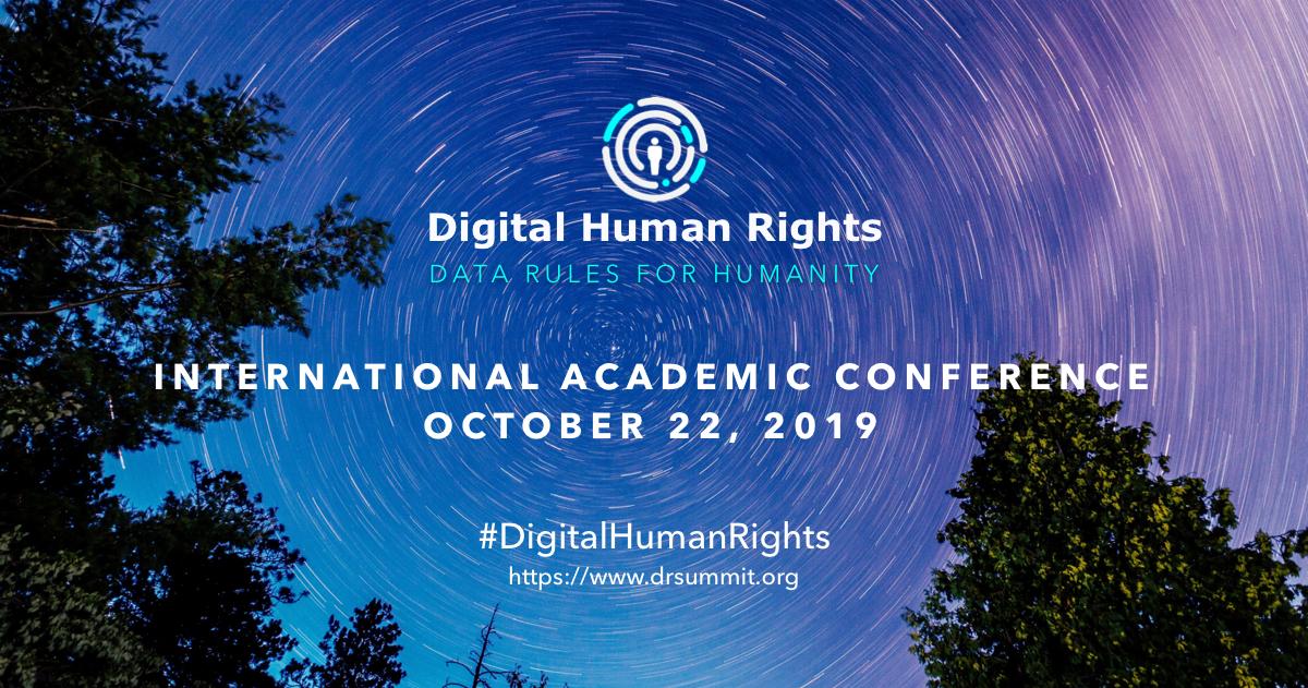 #DigitalHumanRights : pour une déclaration des droits fondamentaux numériques, 4ème génération de droits de l'homme
