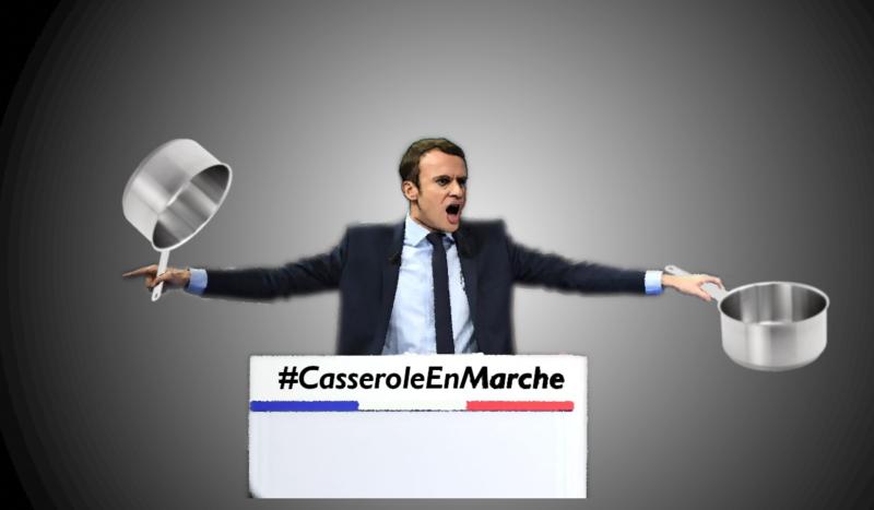 De Cahuzac à de Rugy, de Tian à Balkany, de Macron à Sarkozy : les corrompus en prison, l'Incorruptible au Panthéon !