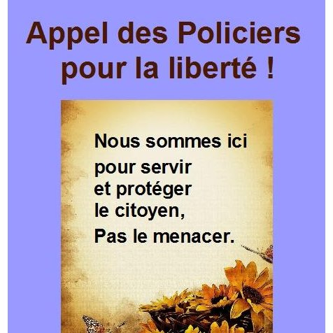 Pass sanitaire : policiers et gendarmes – vous pouvez refuser de verbaliser !