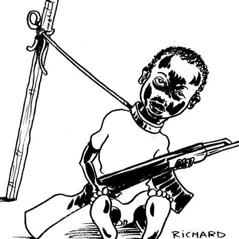 Enfants soldats – AgoraVox le média citoyen
