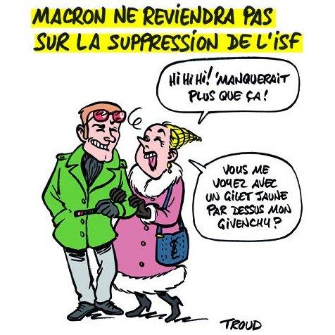 Apres Le Grand Debat Public National Faut Il Retablir L Isf