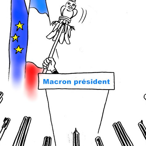Campagne électorale : Macron veut ré-autoriser des chasses traditionnelles d'oiseaux
