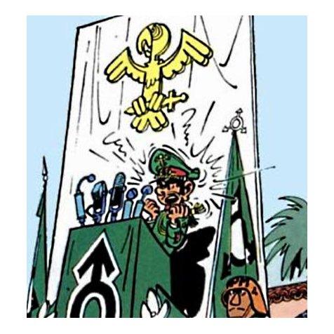 Quand le « Camp du Bien » se sent mal et s'énerve. Tribune des militaires : feu sur le Quartier Général !