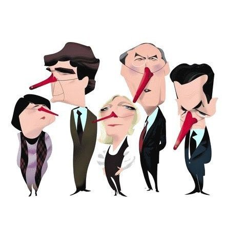 Les pinocchio de la politique agoravox le m dia citoyen - Poisson rouge pinocchio ...
