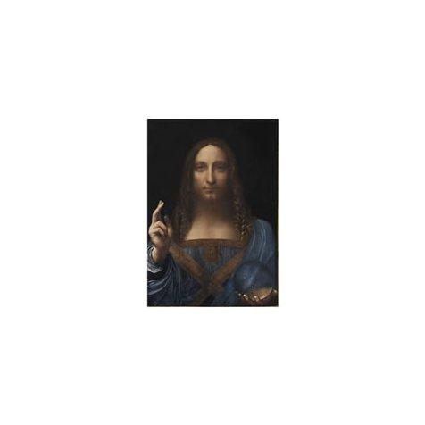 Qui a posé pour le célèbre « Salvator Mundi » ? Réponse : Salaï, le domestique un peu voyou. Dans sa tombe, Léonard de Vinci rit !