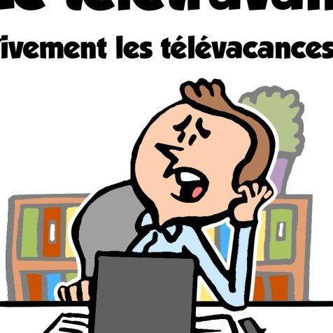Le télétravail : – AgoraVox le média citoyen