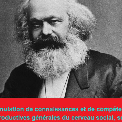 Dans ses Grundrisse, Marx a-t-il rellement prvu la fin du capitalisme et/ou l'mergence du banco-centralisme ???