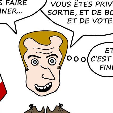 Macron devant l'impasse sanitaire – AgoraVox le média citoyen