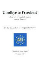 Présentation du rapport « Goodbye to Freedom »