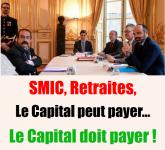 Lutte sociale en France : commençons par poser le « plancher » !