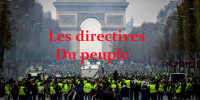 Gilets Jaunes : Un cahier de Revendications adressé à l'Assemblée Nationale