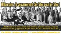 Des ministres millionnaires décident de bloquer le SMIC et 5 autres infos qui devraient vous faire bondir !