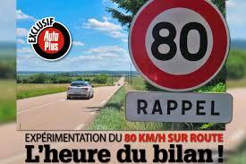 Routes : deux fois plus d'automobilistes flashés sur les routes limitées à 80 km/h  R965-f6bfa