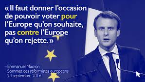 Quelques Sujets A Aborder Avec E Macron Avant De Voter Peut Etre