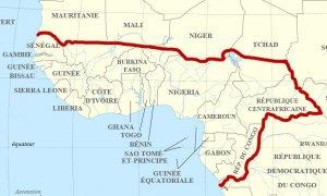 Etats Unis D Afrique De L Ouest Et Grand Maghreb Agoravox Le Media