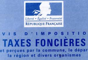 Imp ts locaux de taxes en taxes et surtaxes trop c 39 est - Taxe fonciere surface habitable ...