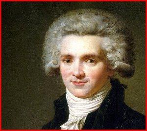 La vision que nous avons de Robespierre est en effet bien éloignée de la  réalité et Henri Guillemin ne s\u0027est pas privé de le démontrer  loin de  l\u0027image
