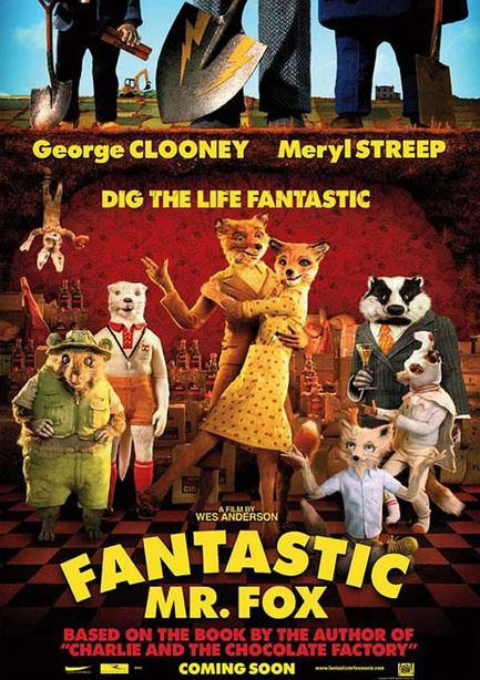 Affiche de Fantastic Mr.Fox