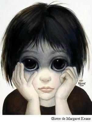 Les gros yeux de margaret keane agoravox le m dia citoyen - Animaux a gros yeux ...
