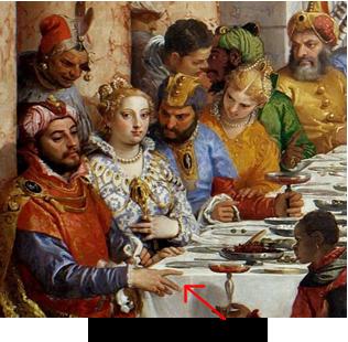 Les noces de Cana de Véronèse... mais où sont les mariés ? - AgoraVox le média citoyen