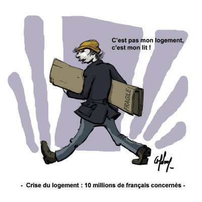 Crise du logement en question
