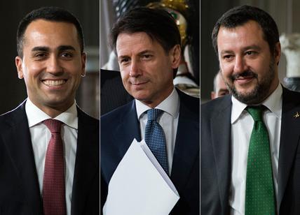 """Résultat de recherche d'images pour """"Donald Trump, Italy, Salvini/Conte"""""""