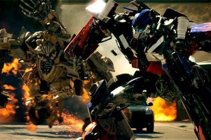 Comment « Transformers » ne m'a pas... transformé !