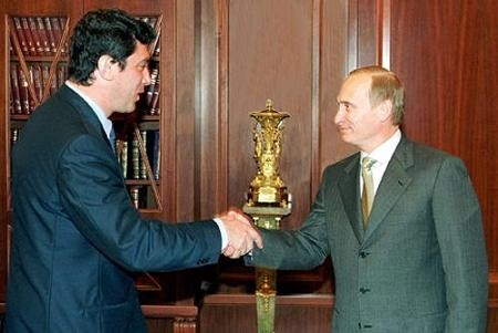 Boris Nemtsov assassiné à Moscou